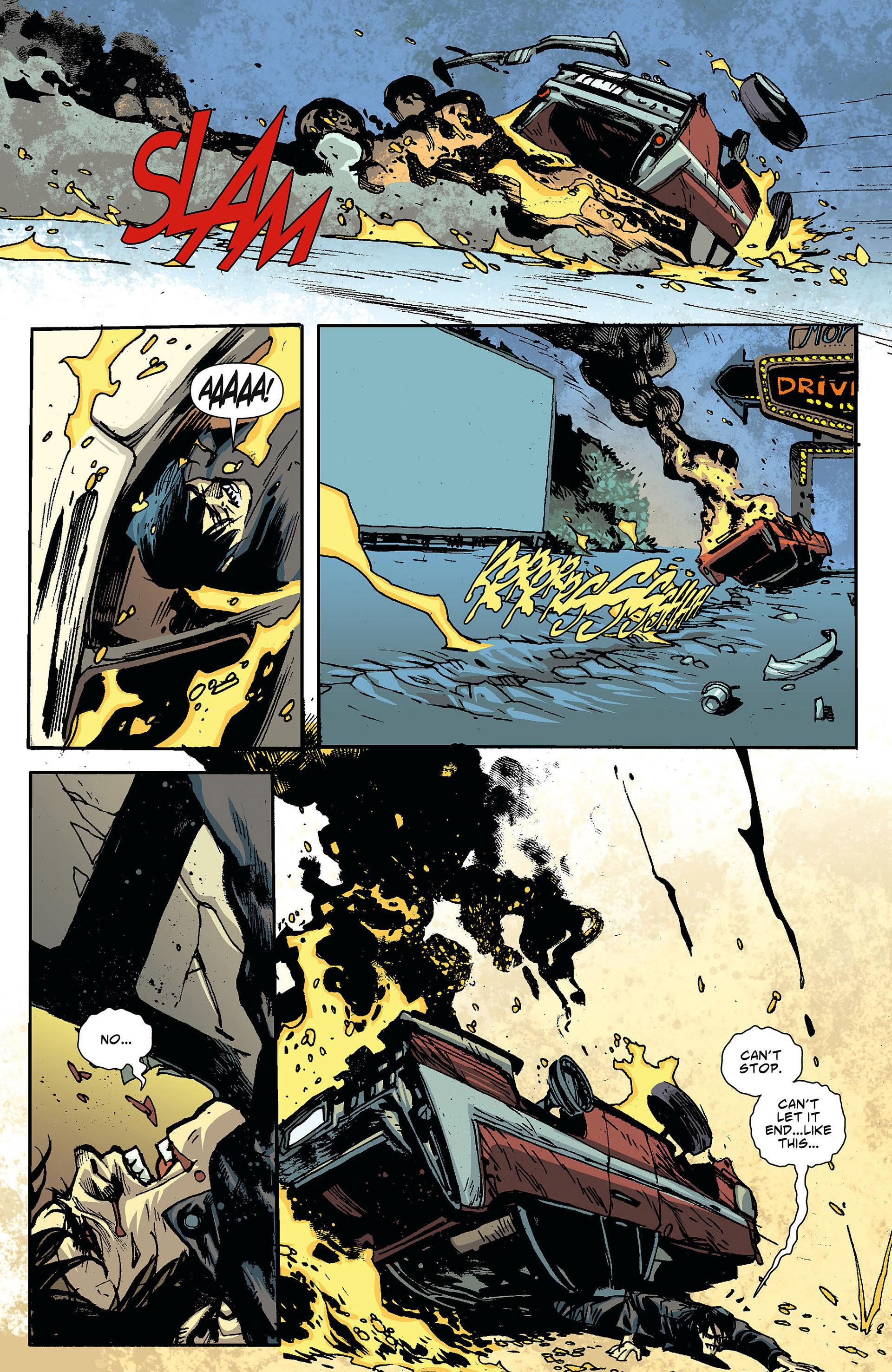 Read online American Vampire comic -  Issue #24 - 18
