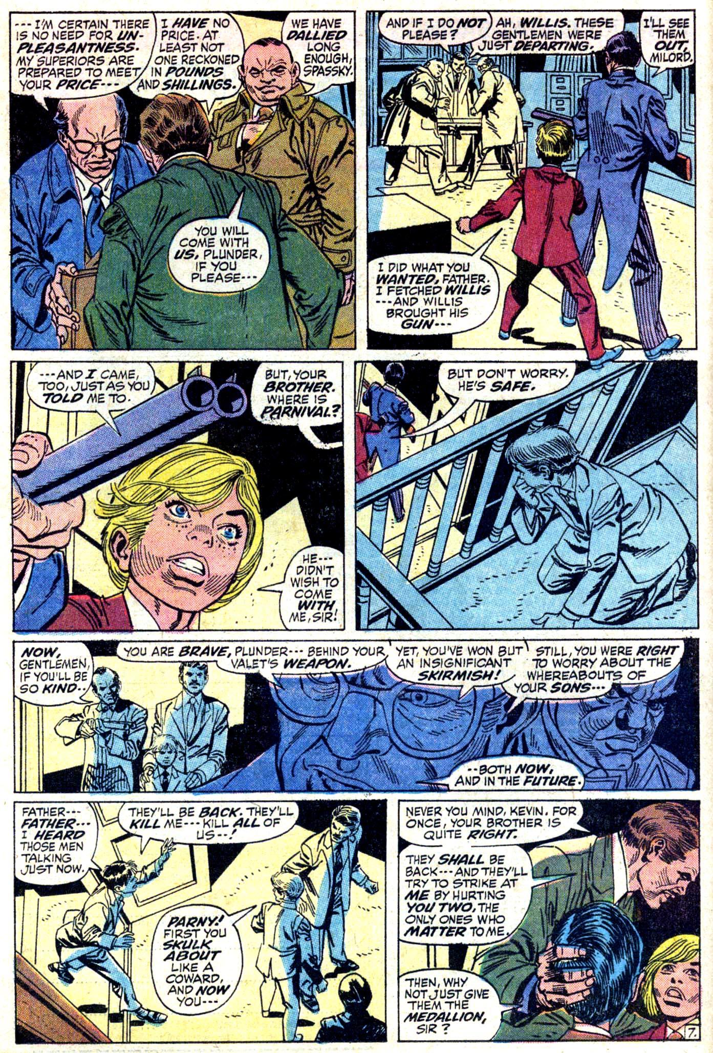 Read online Astonishing Tales (1970) comic -  Issue #11 - 8