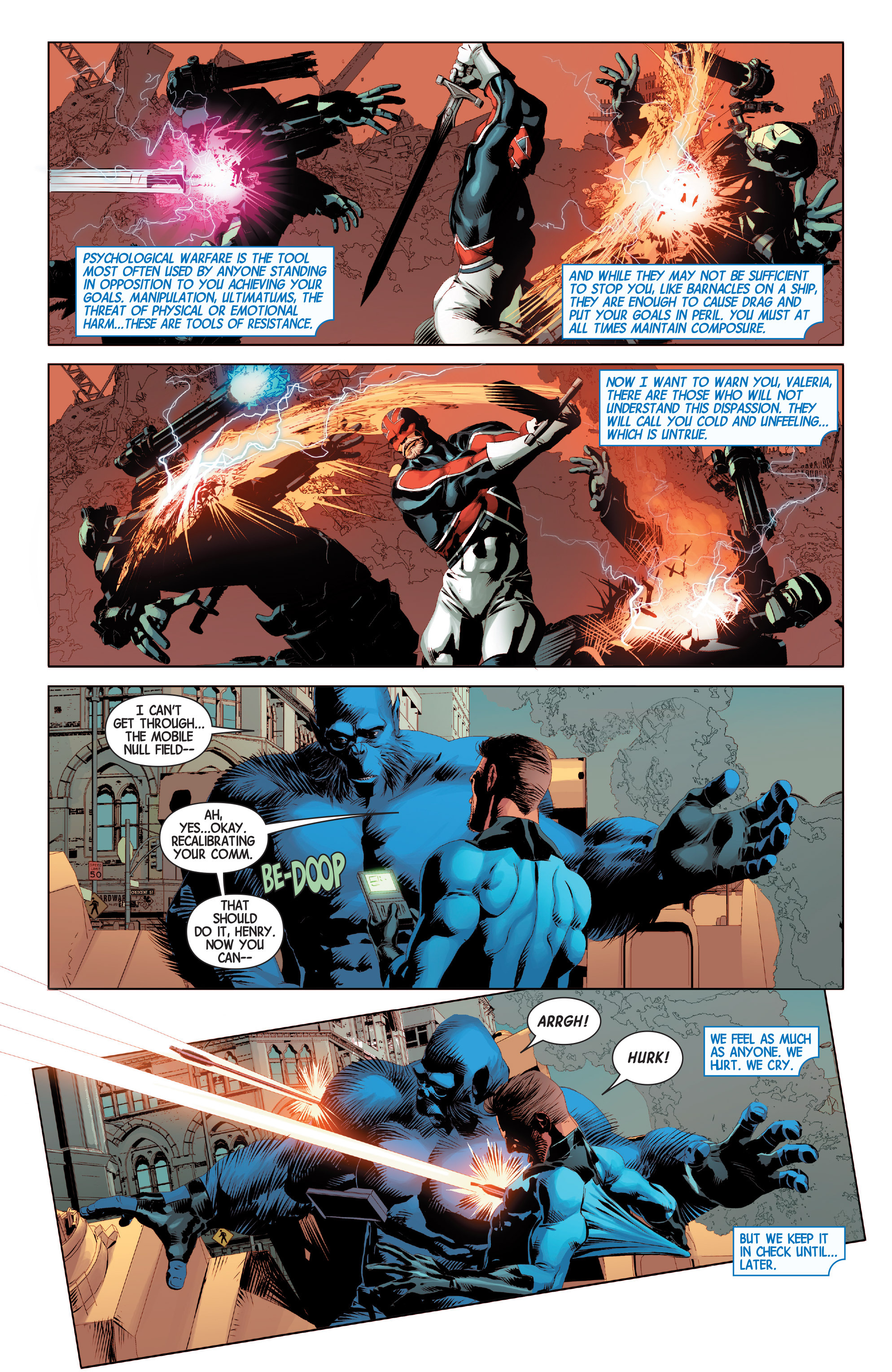 Read online Avengers (2013) comic -  Issue #39 - 21