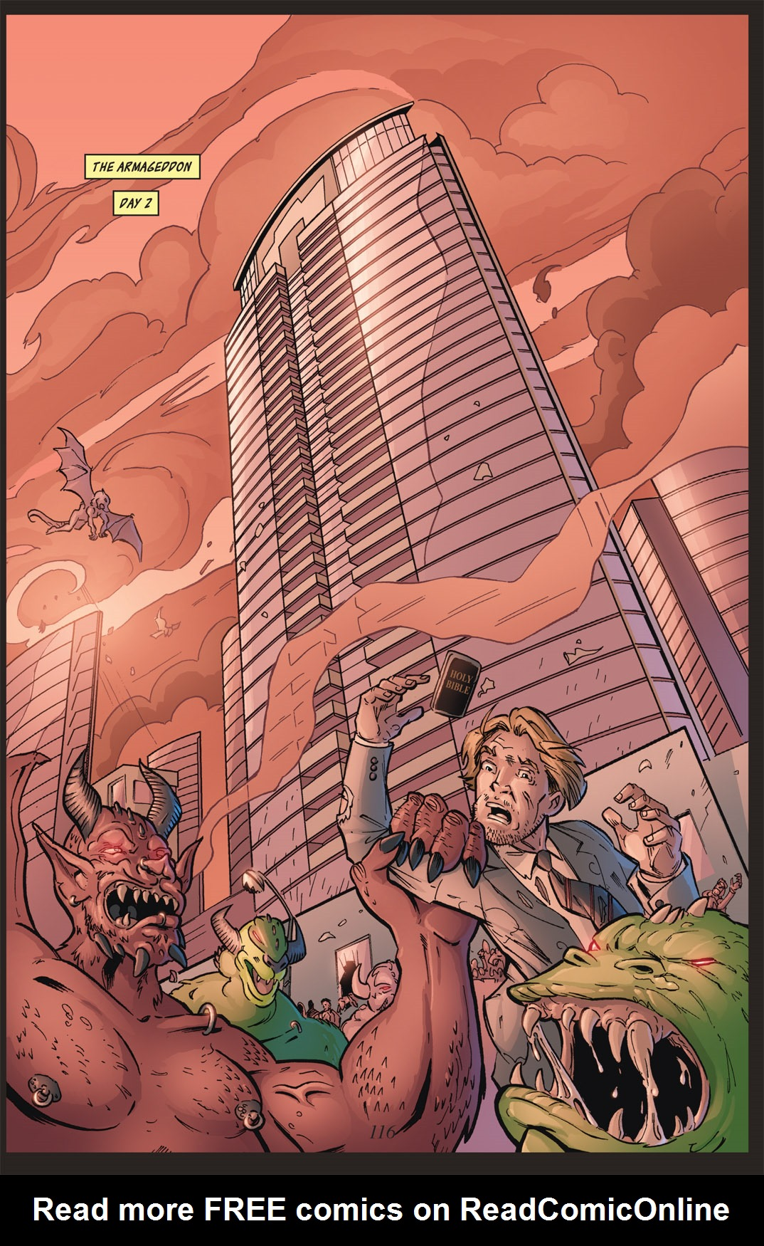 Read online Nightmare World comic -  Issue # Vol. 2 Leave the Light On - 117