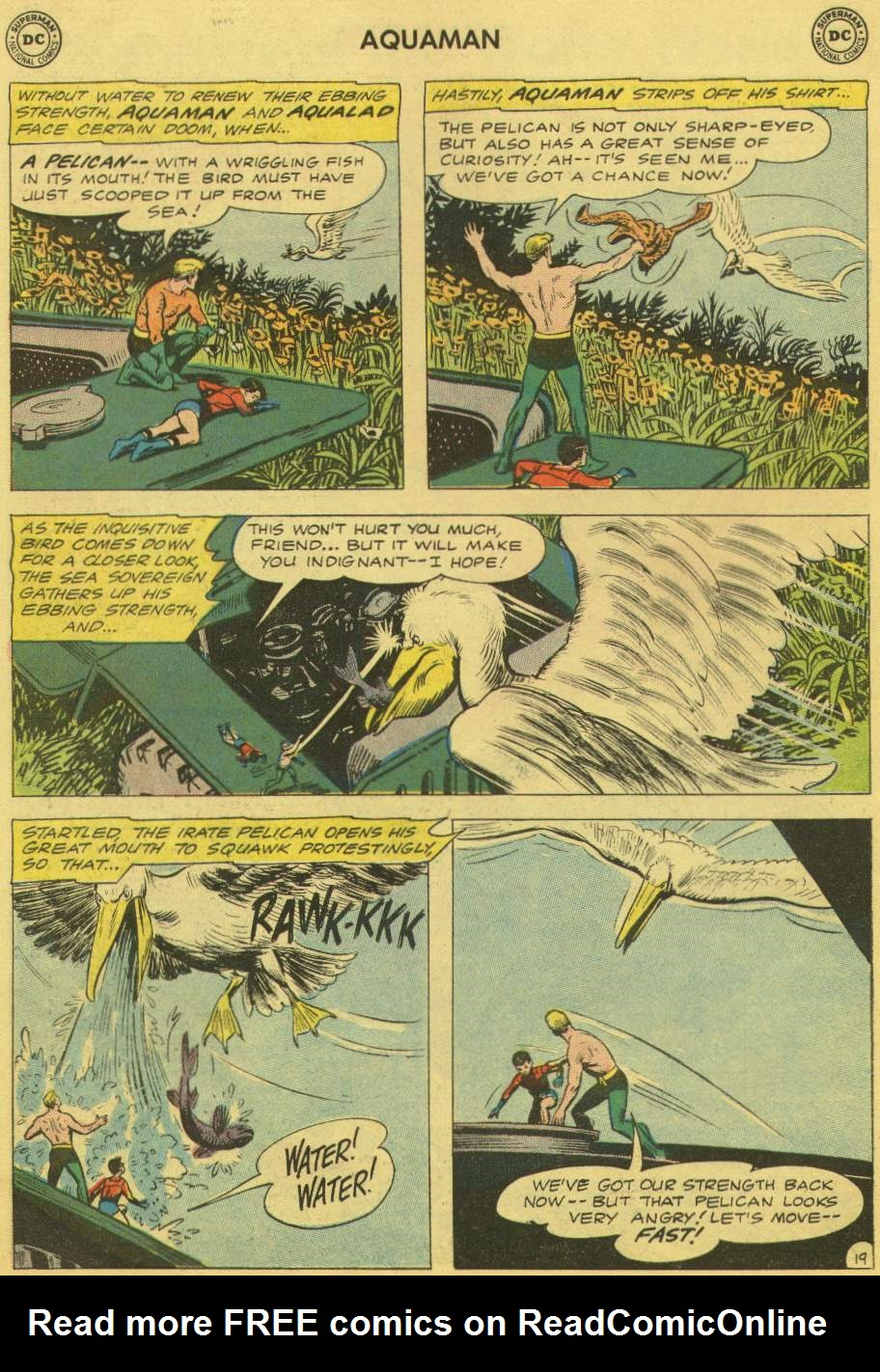 Read online Aquaman (1962) comic -  Issue #1 - 26