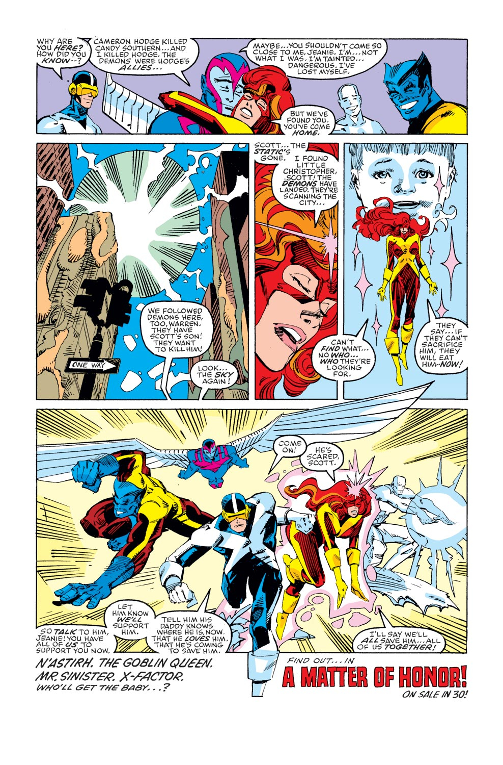 Read online X-Factor (1986) comic -  Issue #36 - 24