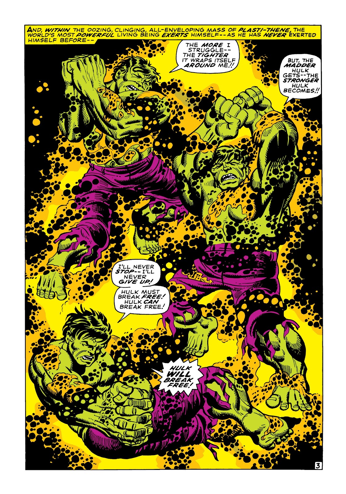 Read online Marvel Masterworks: The Incredible Hulk comic -  Issue # TPB 5 (Part 2) - 35