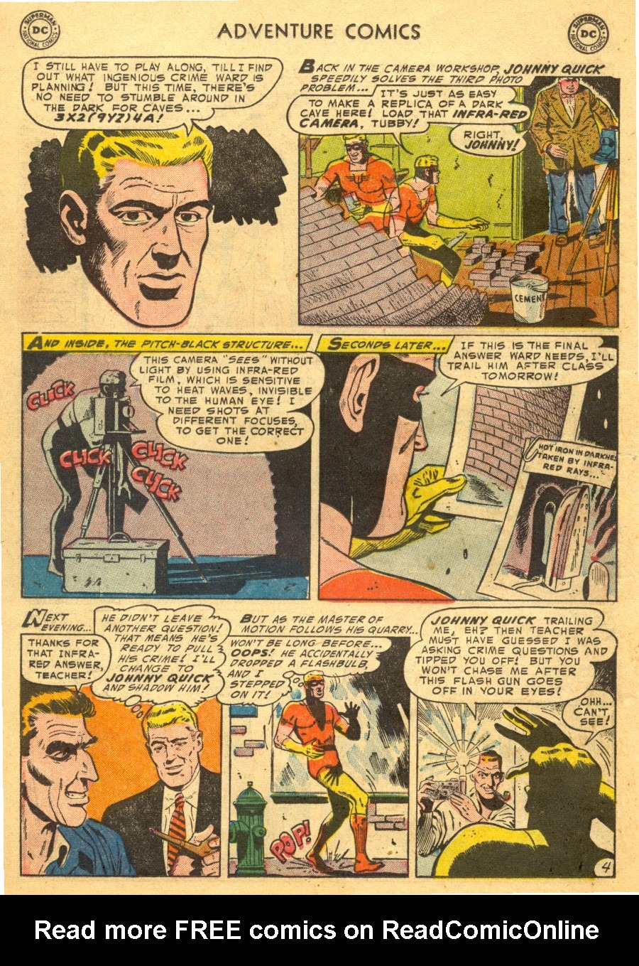 Read online Adventure Comics (1938) comic -  Issue #203 - 28
