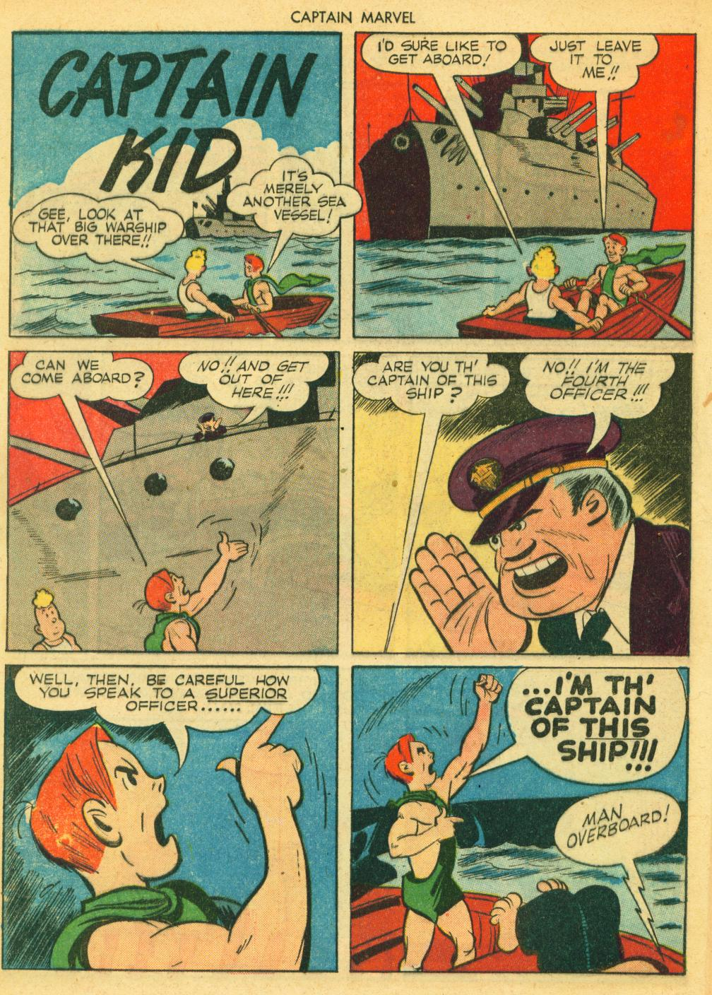 Captain Marvel Adventures issue 41 - Page 28