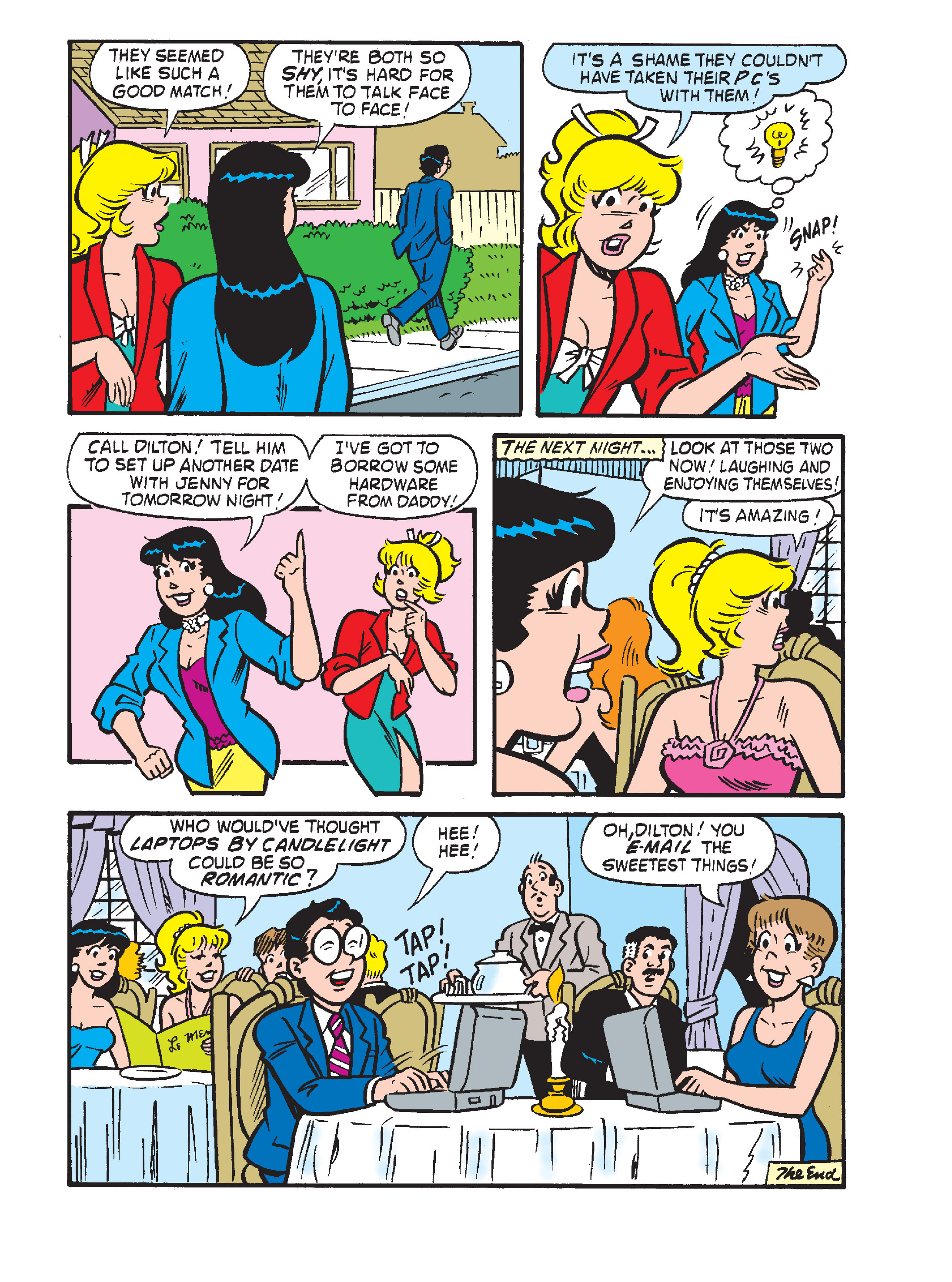 Read online Archie 75th Anniversary Digest comic -  Issue #3 - 177