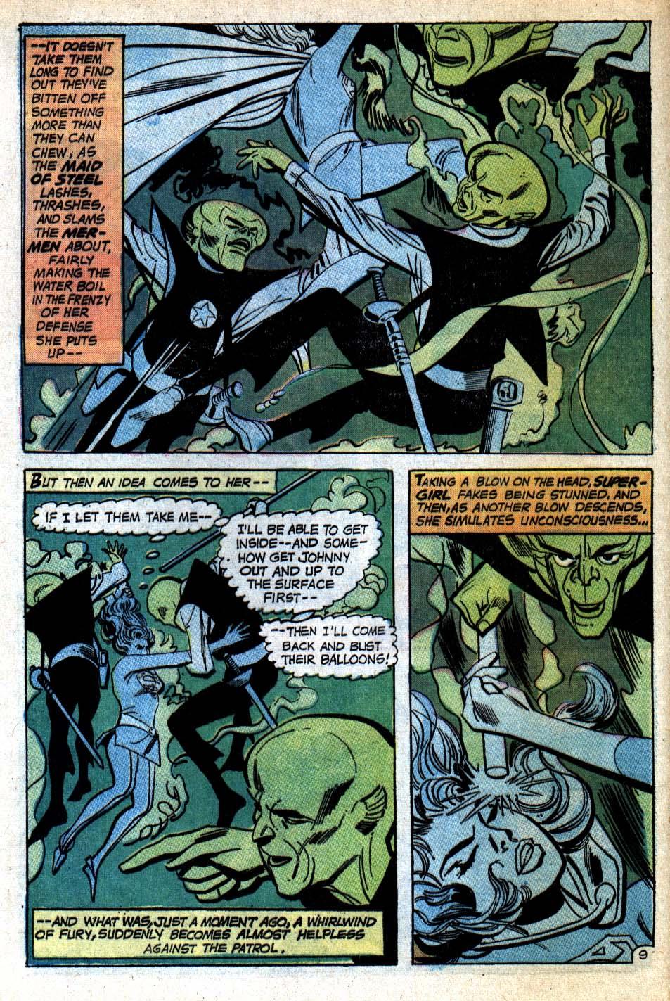 Read online Adventure Comics (1938) comic -  Issue #409 - 12