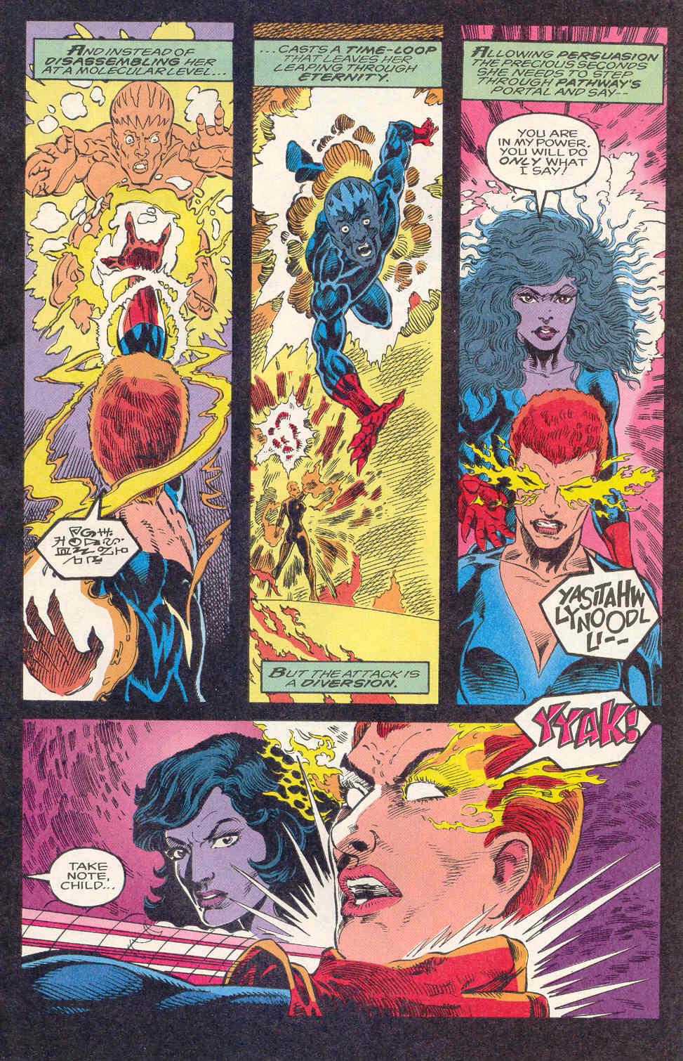 Read online Alpha Flight (1983) comic -  Issue #122 - 4