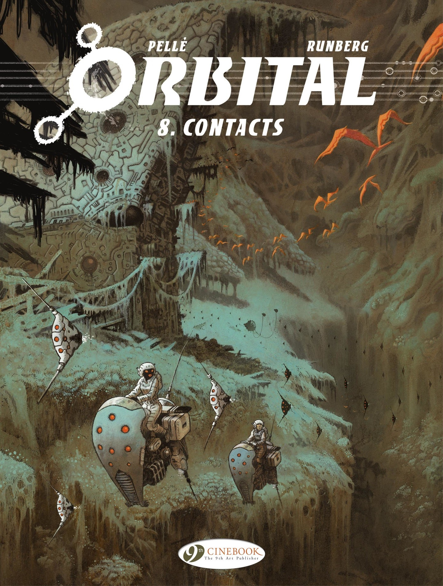 Orbital 8 Page 1