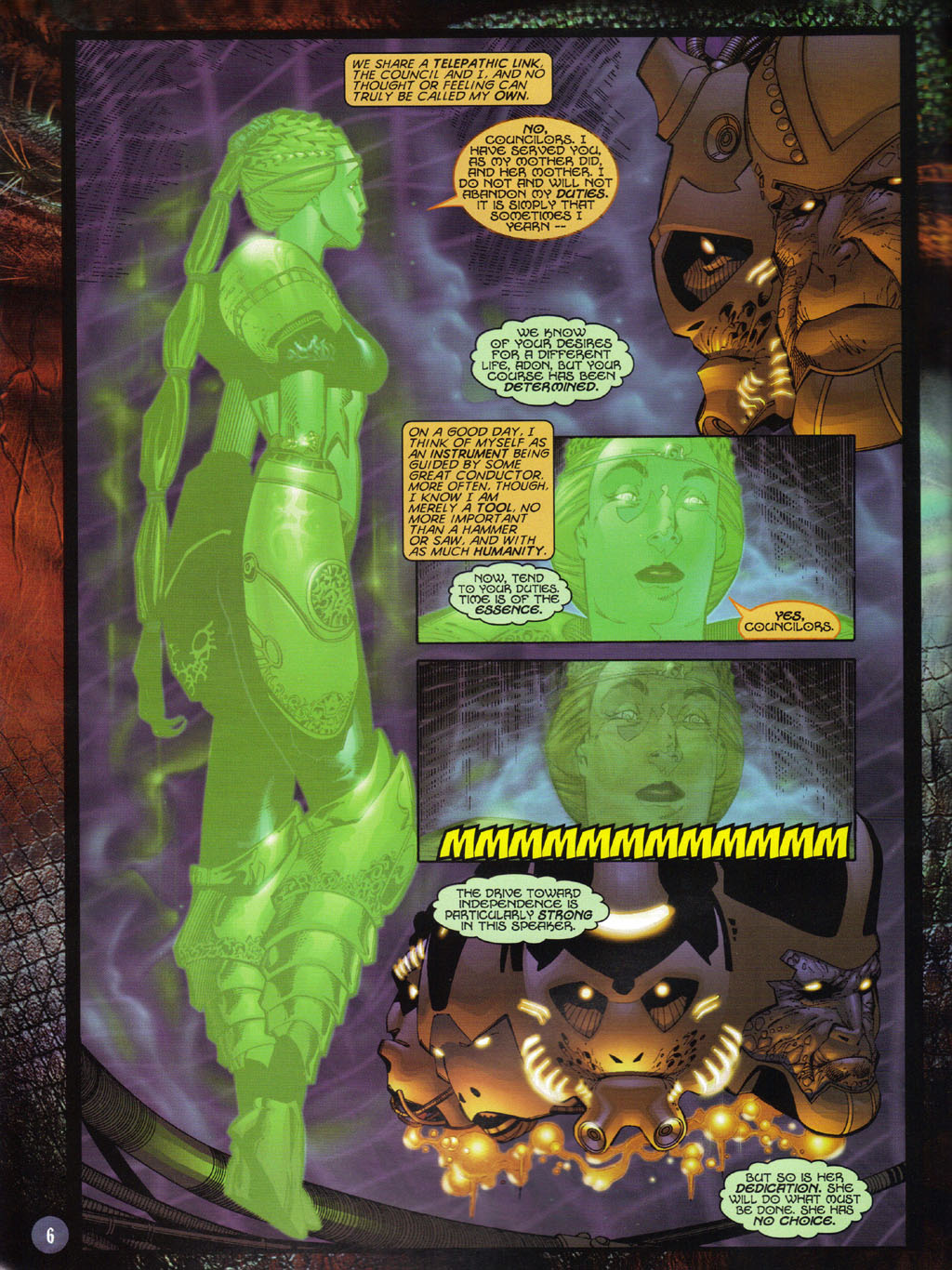 Read online Turok 2: Adon's Curse comic -  Issue # Full - 7