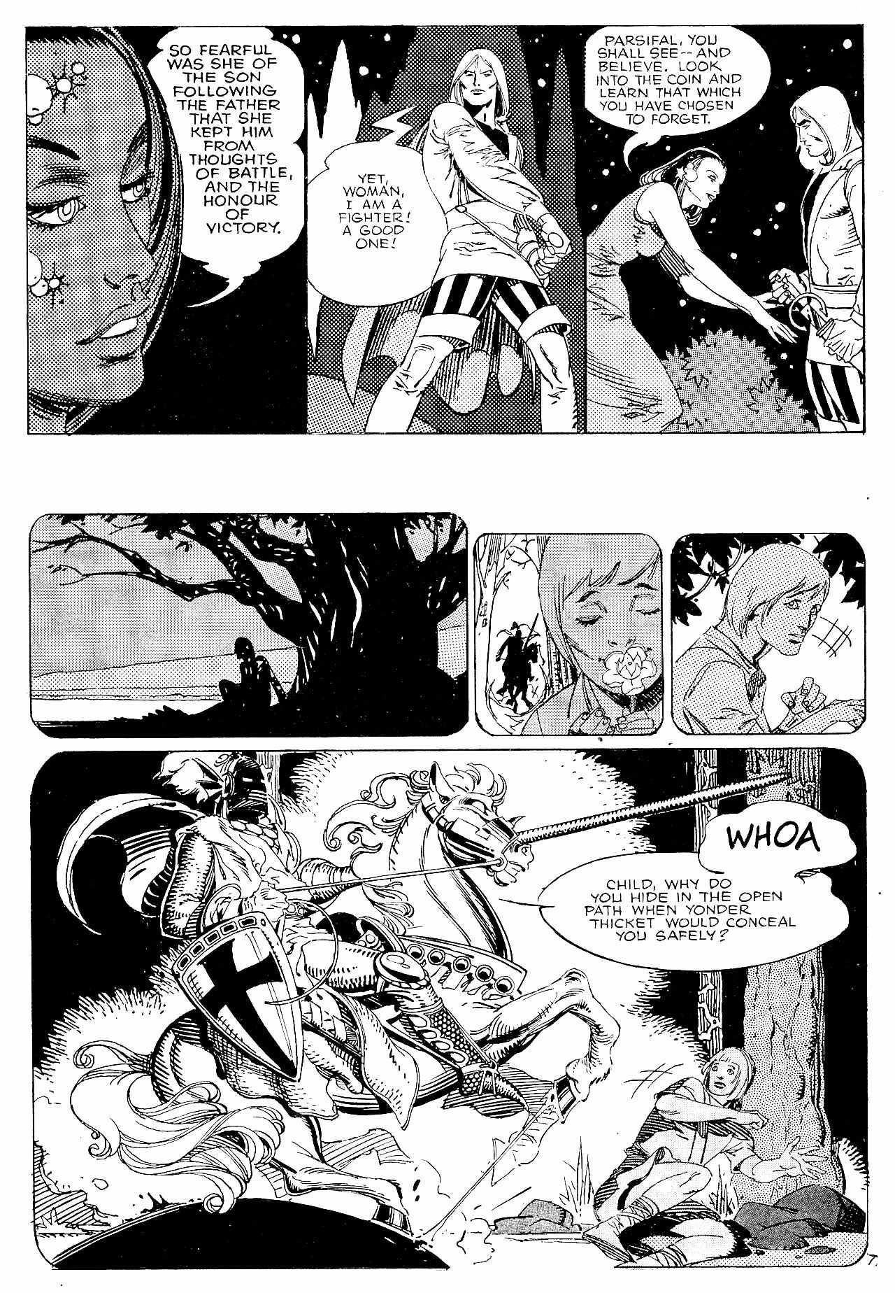 Read online Star*Reach comic -  Issue #10 - 10