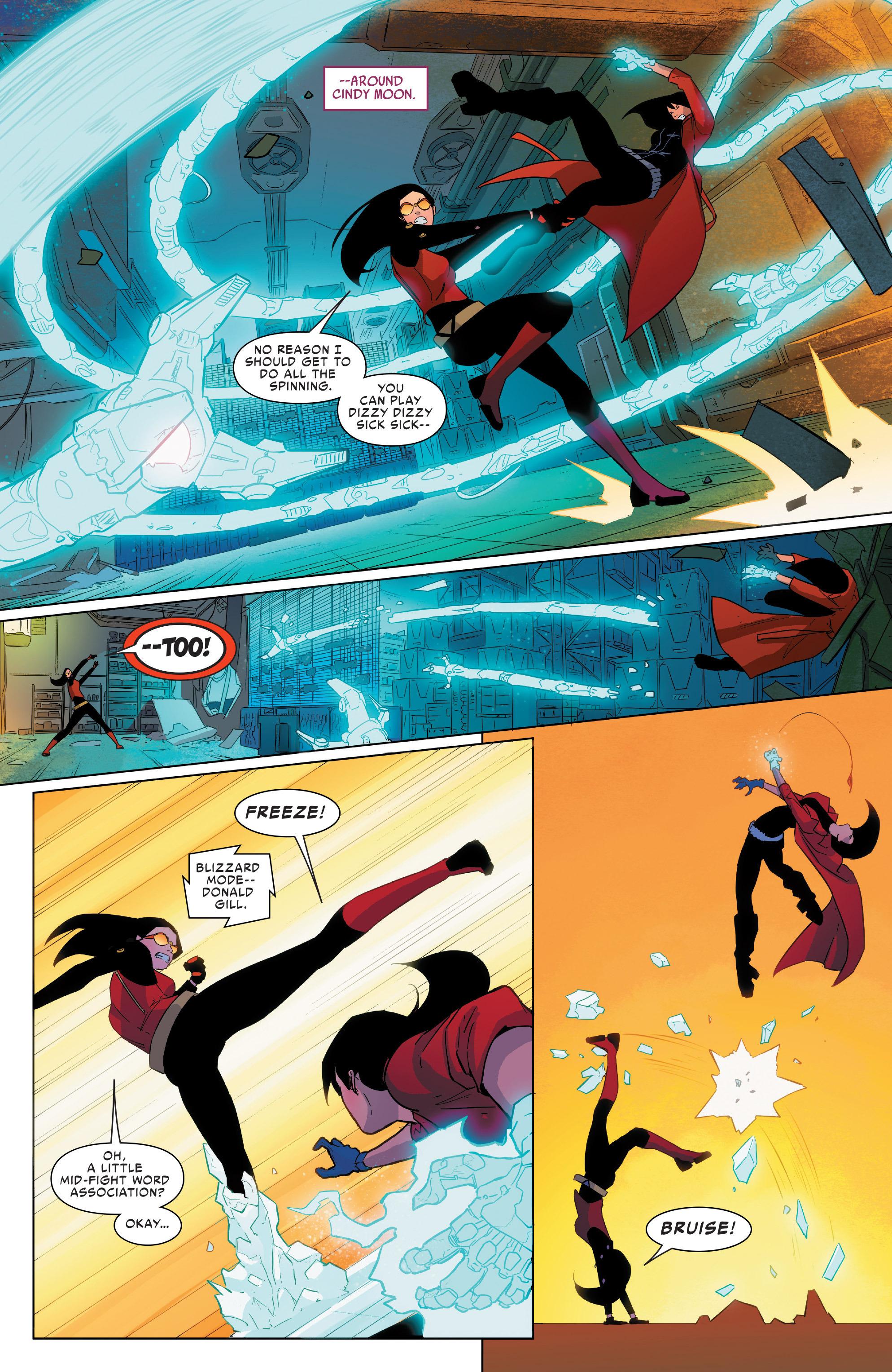 Read online Spider-Women Omega comic -  Issue # Full - 14