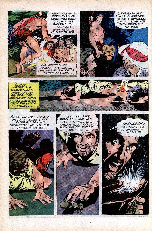 Tarzan (1962) issue 173 - Page 22