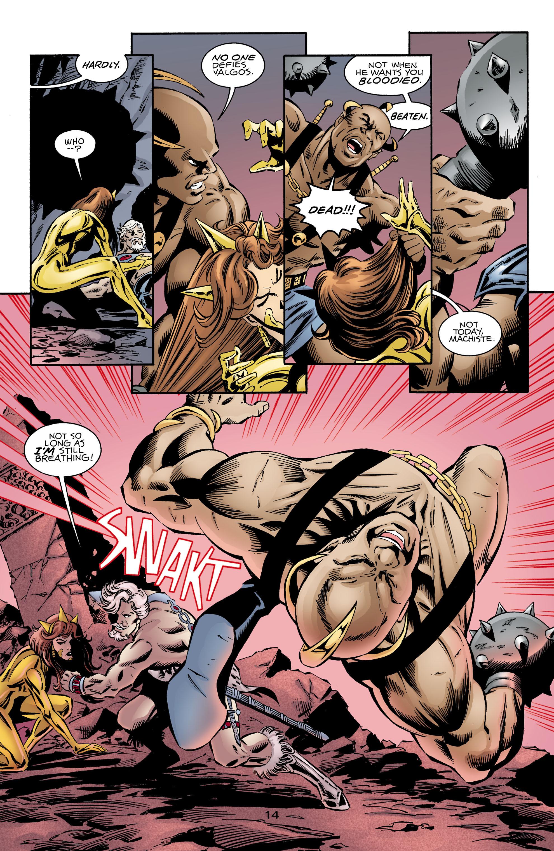 Read online Aquaman (1994) comic -  Issue #73 - 14