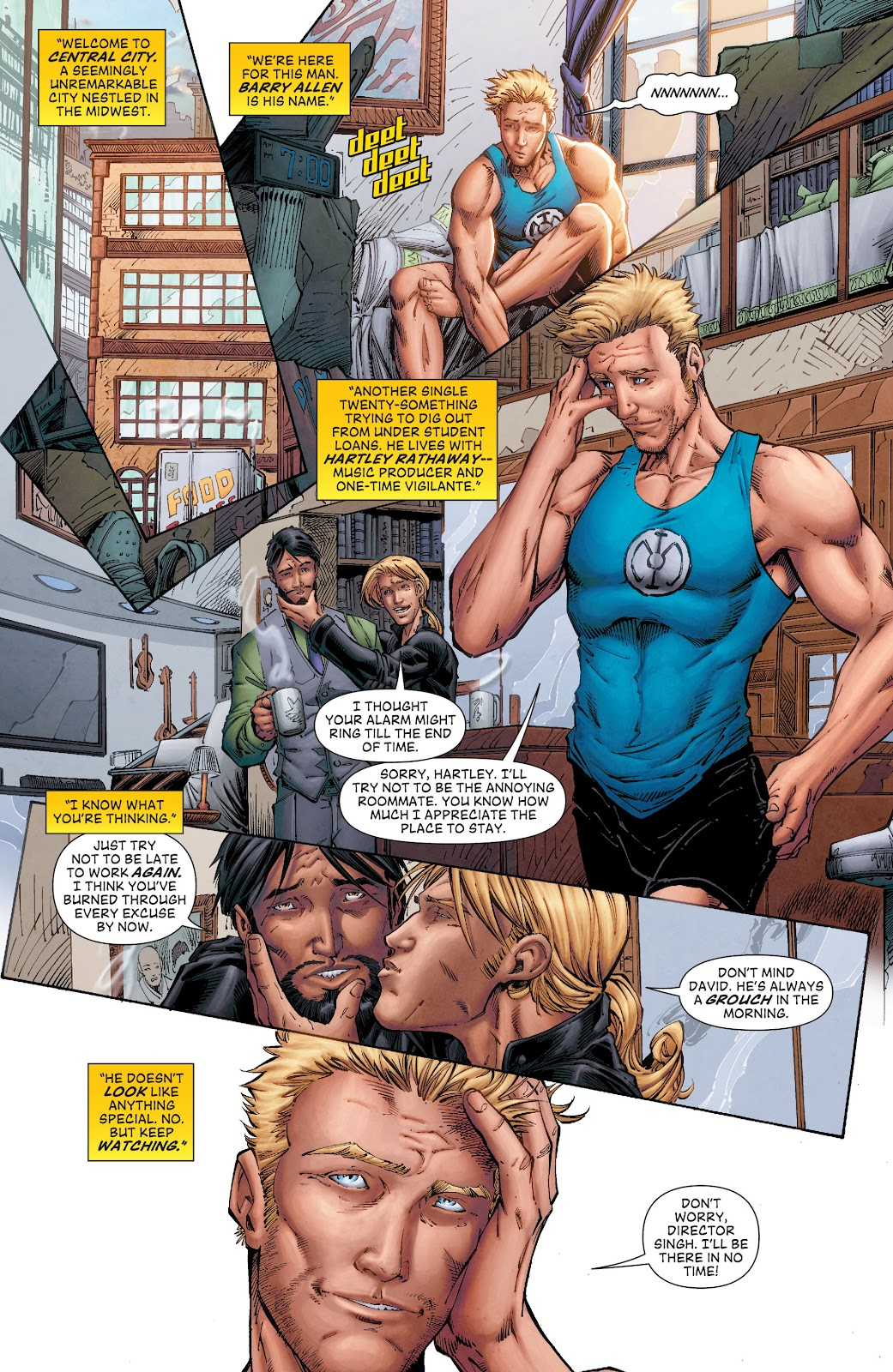 Read online The Flash (2011) comic -  Issue # _TPB 8 (Part 1) - 49