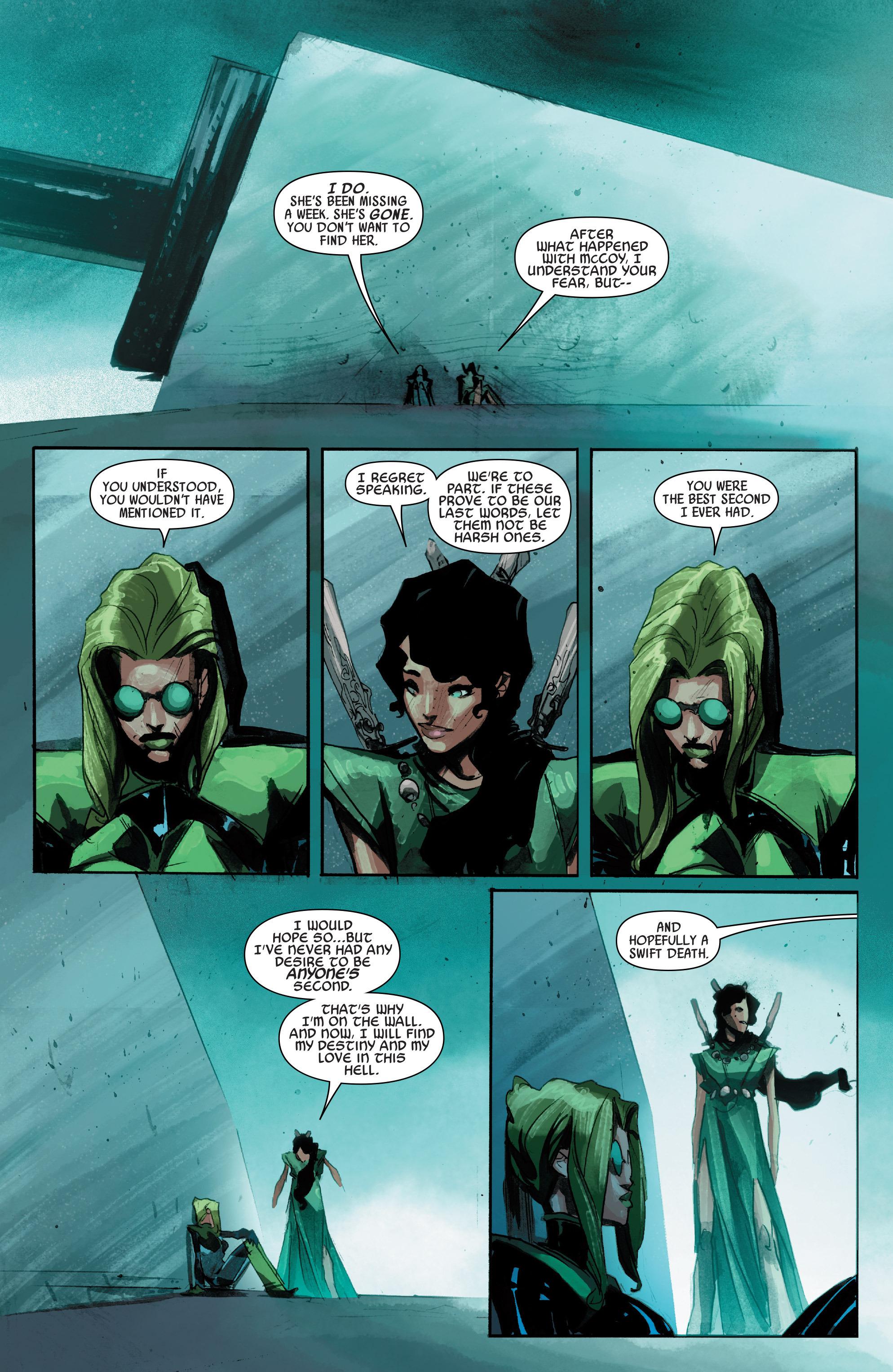 Read online Siege (2015) comic -  Issue #1 - 13