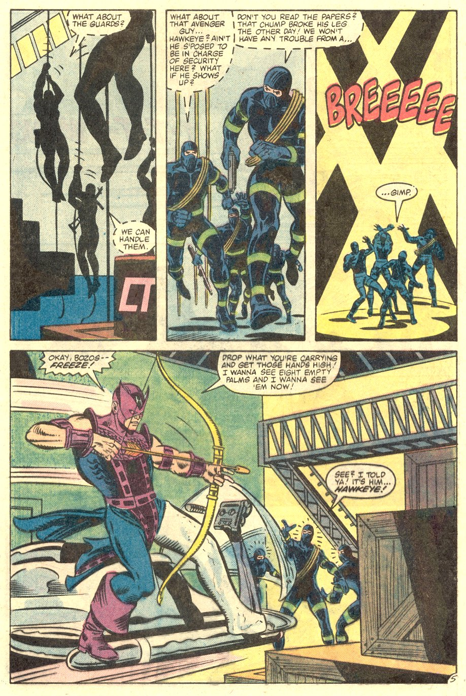 The Avengers (1963) 234 Page 5