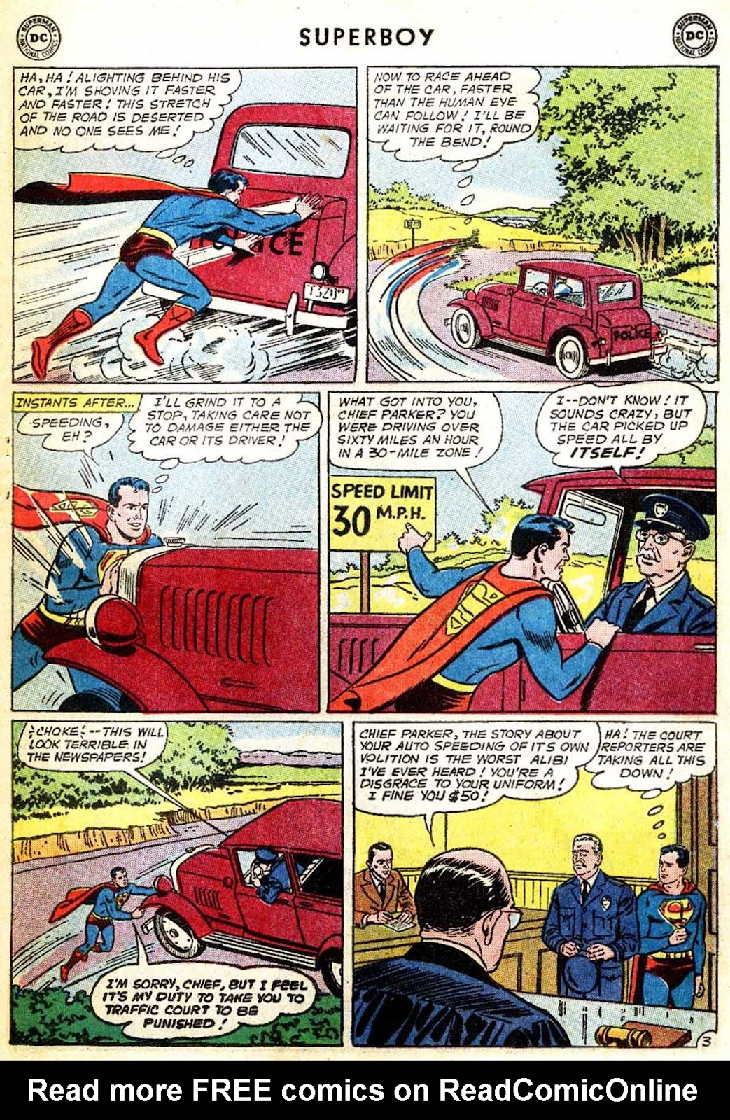 Superboy (1949) issue 116 - Page 20