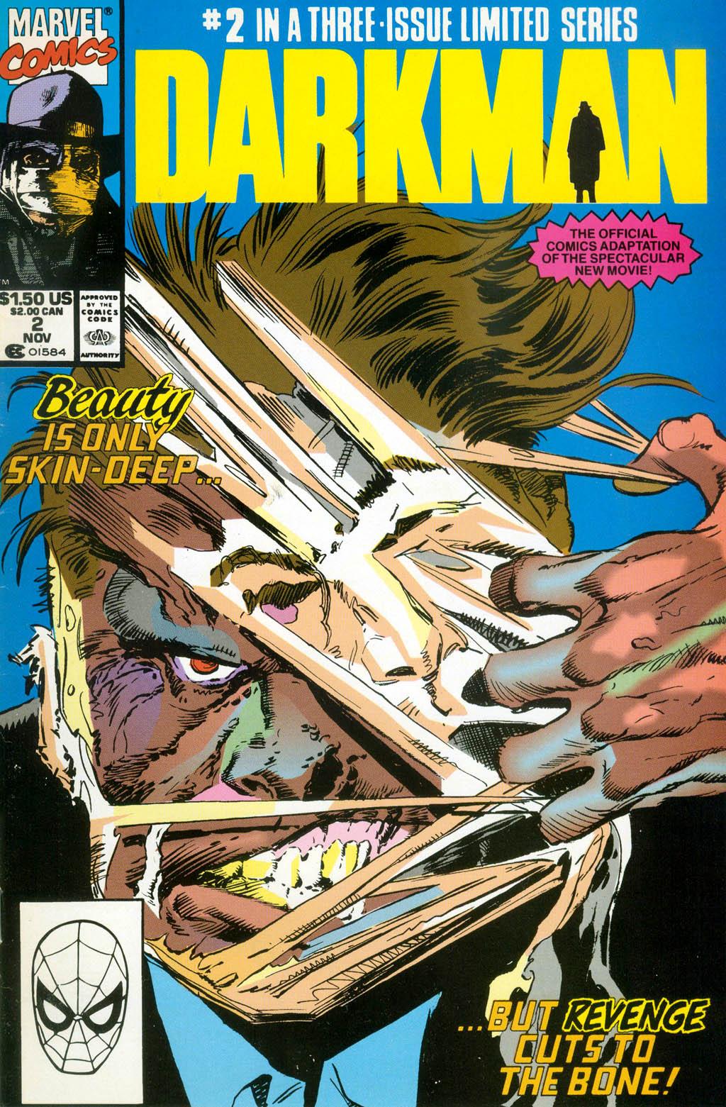 Darkman (1990) issue 2 - Page 1