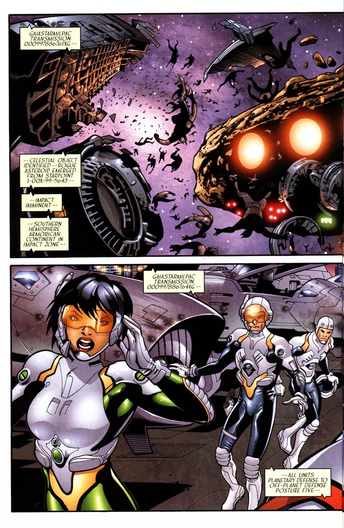 Read online Sigil (2000) comic -  Issue #23 - 8