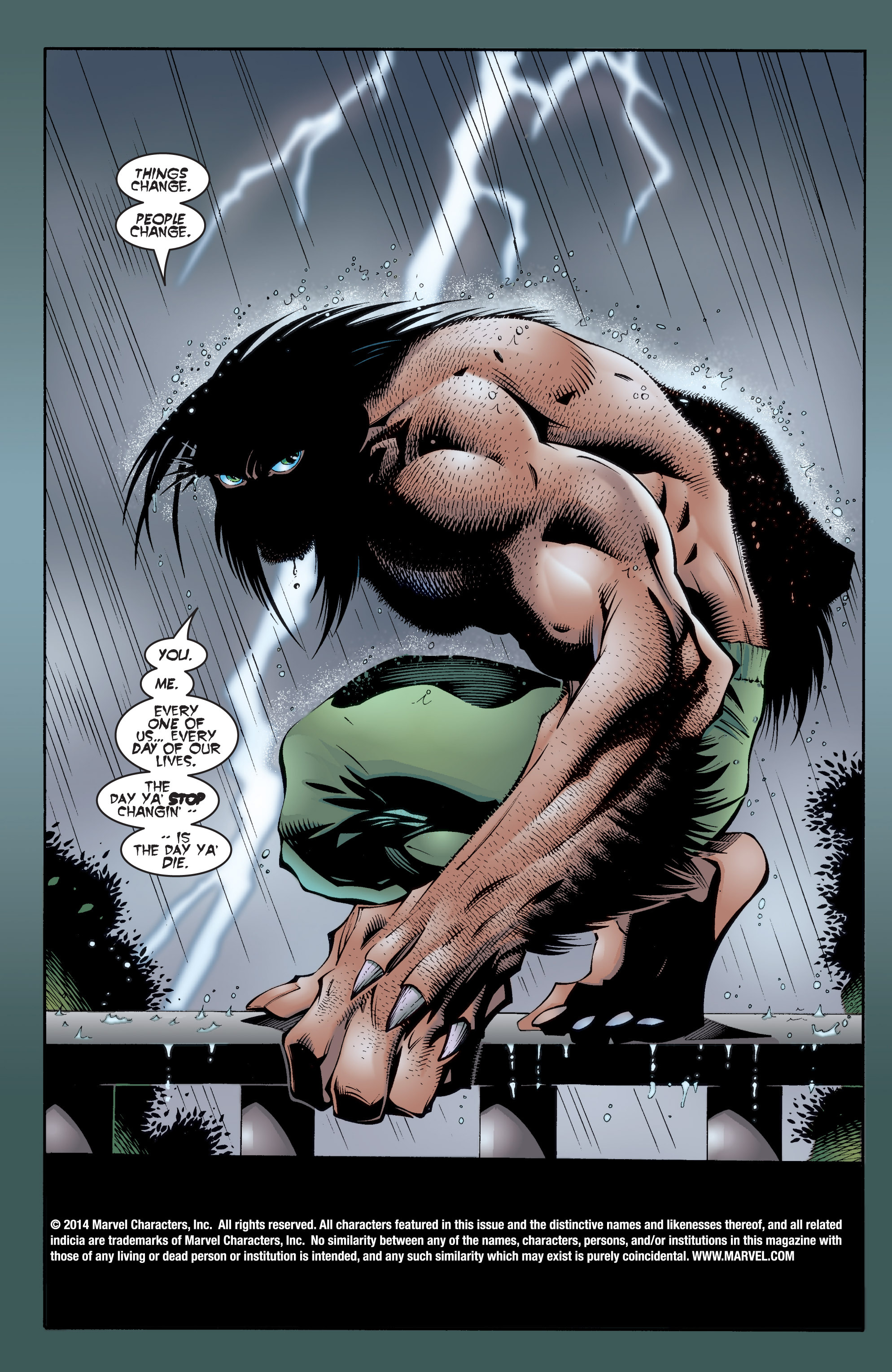 Read online Uncanny X-Men (1963) comic -  Issue #337 - 2