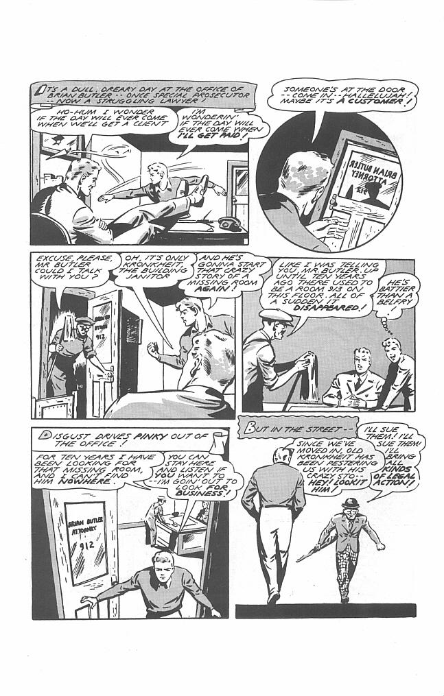 Read online Golden-Age Men of Mystery comic -  Issue #16 - 4