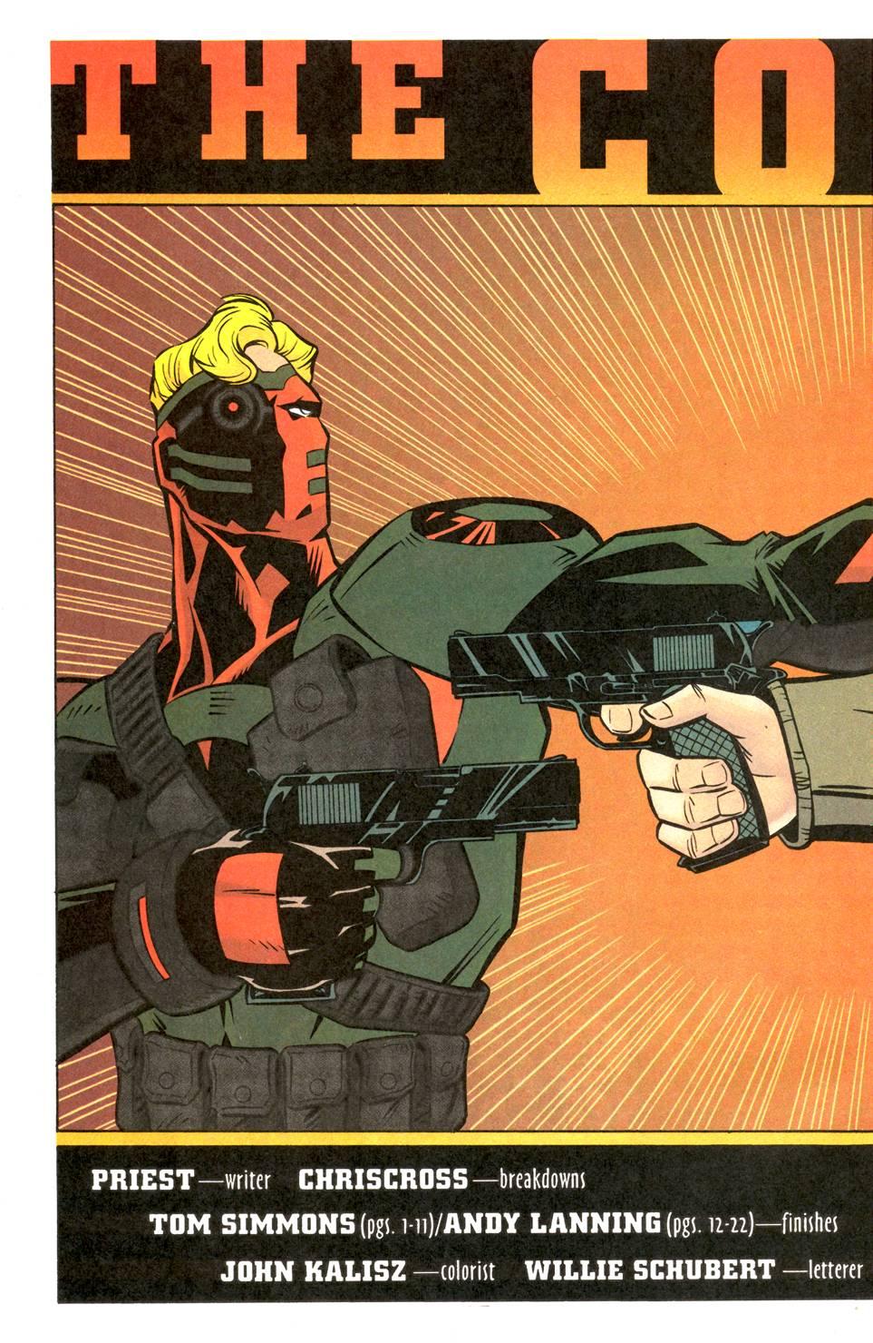 Read online Xero comic -  Issue #11 - 4