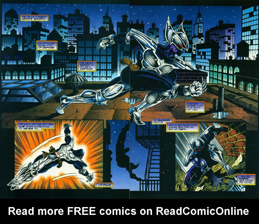 Read online ShadowHawk comic -  Issue #5 - 6