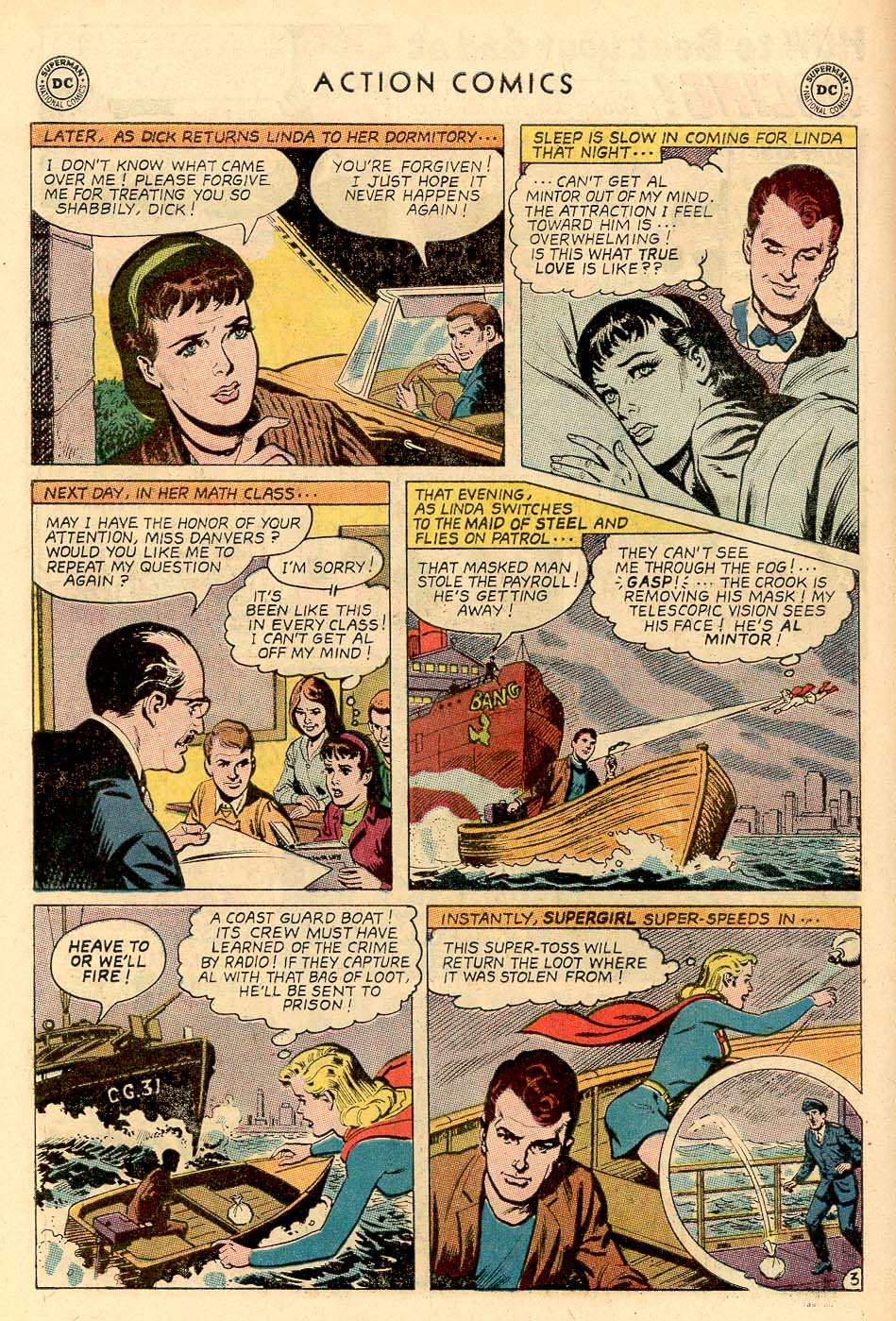 Read online Action Comics (1938) comic -  Issue #326 - 22