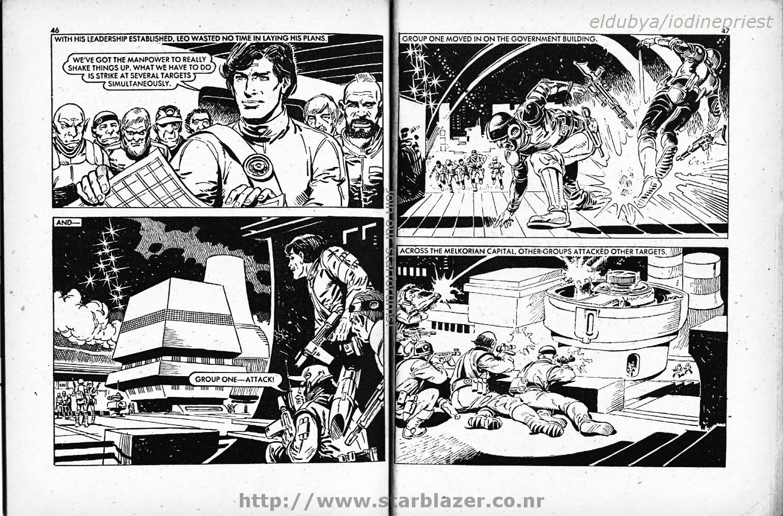 Starblazer issue 73 - Page 25