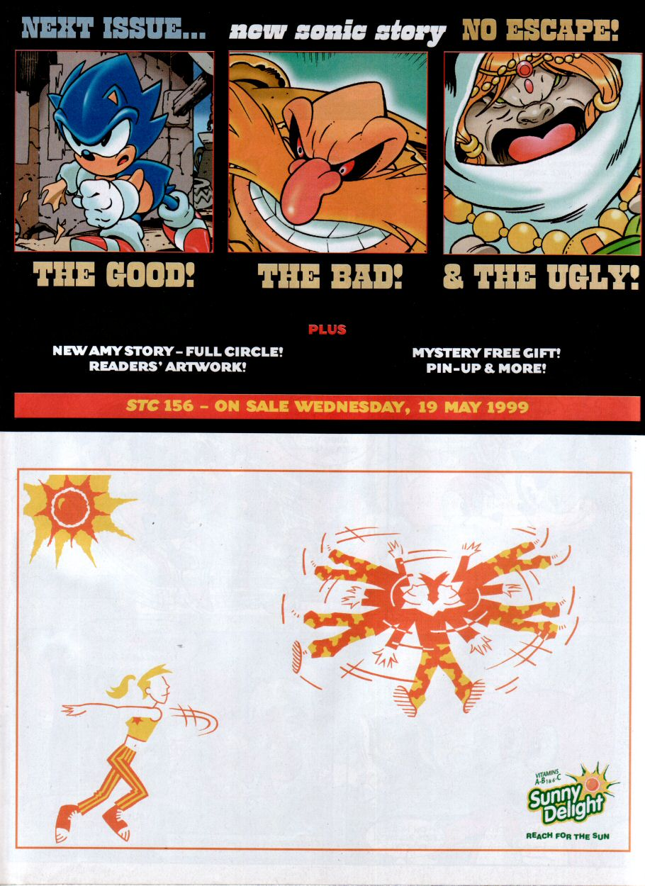 Read online Sonic the Comic comic -  Issue #155 - 17