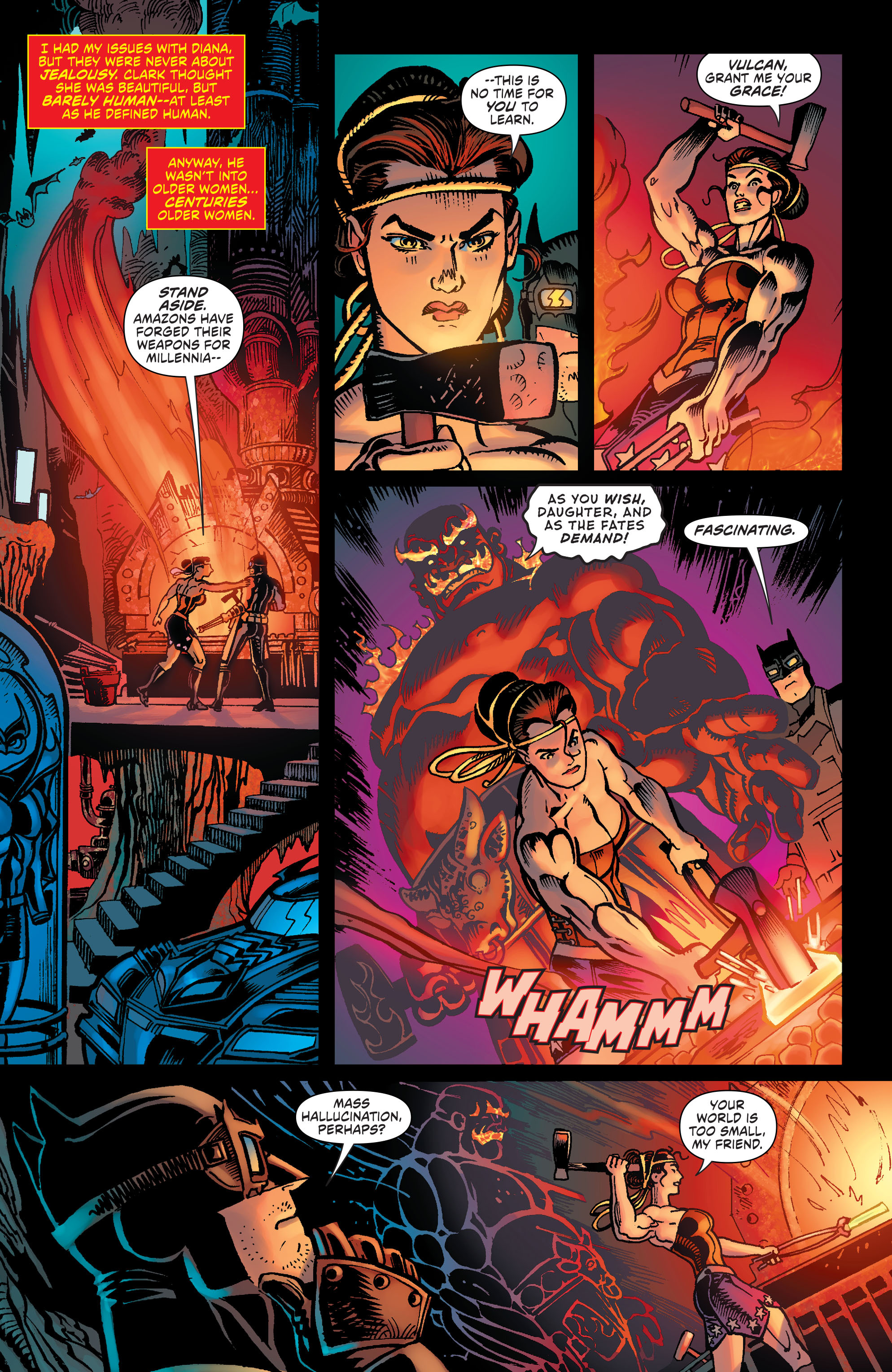 Read online Worlds' Finest comic -  Issue #32 - 3