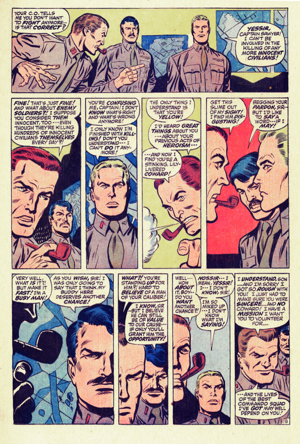 Read online Sgt. Fury comic -  Issue #96 - 13