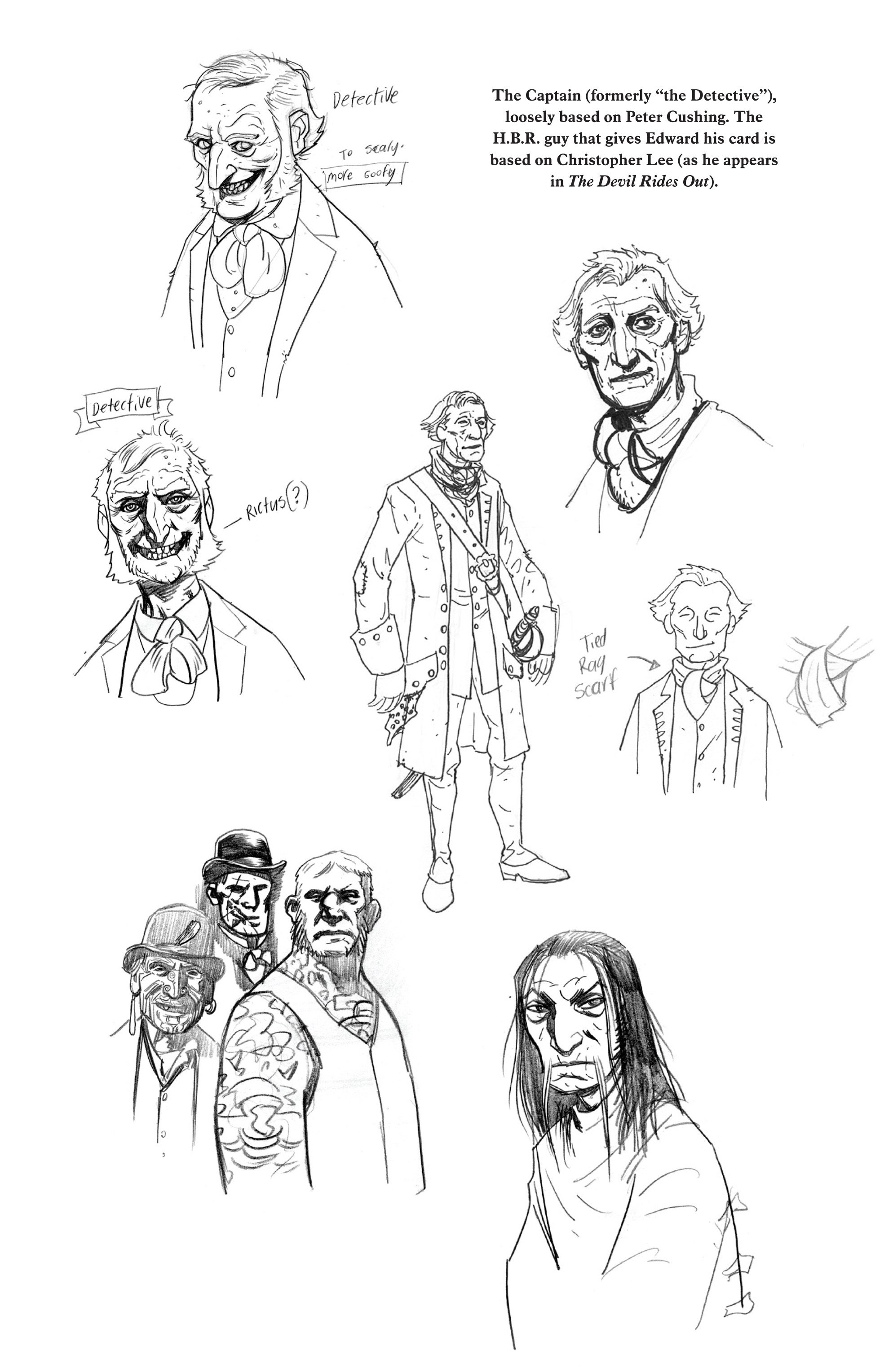 Read online Sir Edward Grey, Witchfinder: In the Service of Angels comic -  Issue # TPB - 148