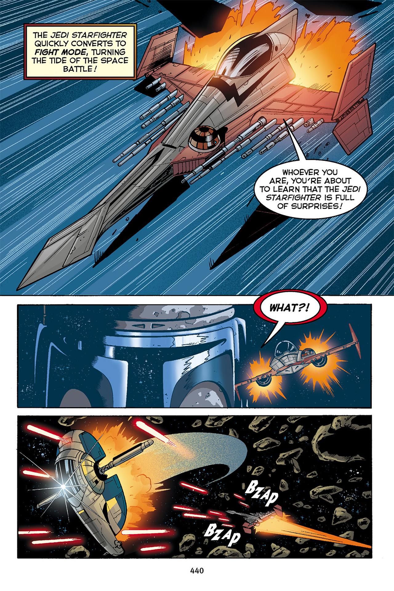Read online Star Wars Omnibus comic -  Issue # Vol. 10 - 433