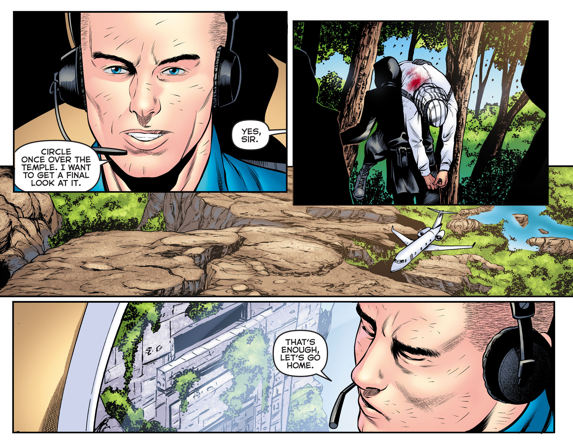 Read online Arrow: The Dark Archer comic -  Issue #9 - 13