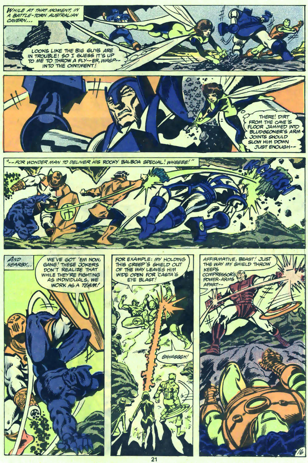 The Avengers (1963) 205 Page 16