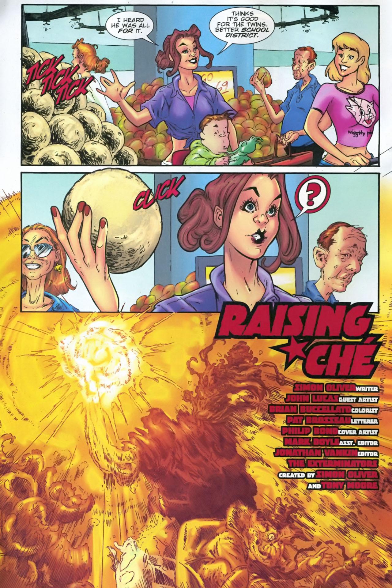 Read online The Exterminators comic -  Issue #27 - 3