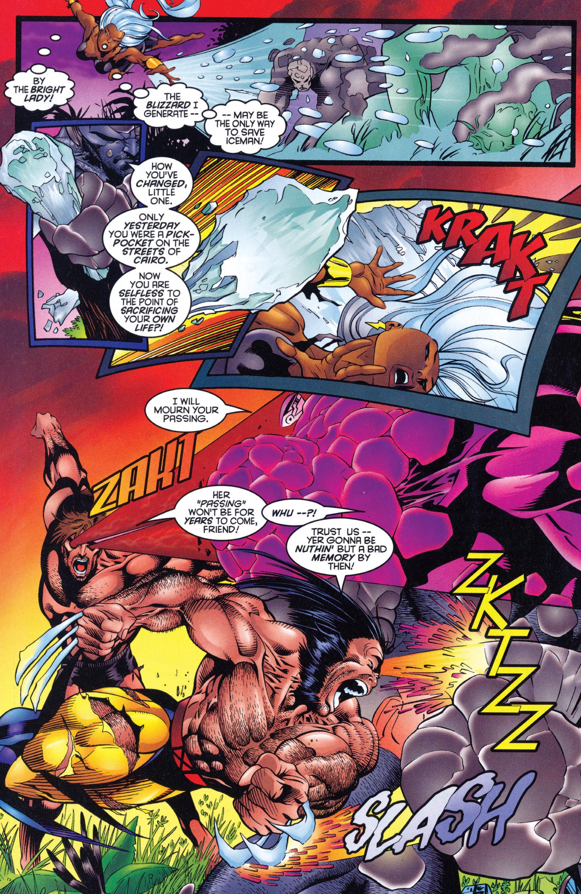 X-Men (1991) 50 Page 24