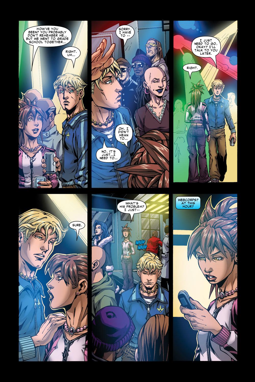 Read online Amazing Fantasy (2004) comic -  Issue #3 - 13