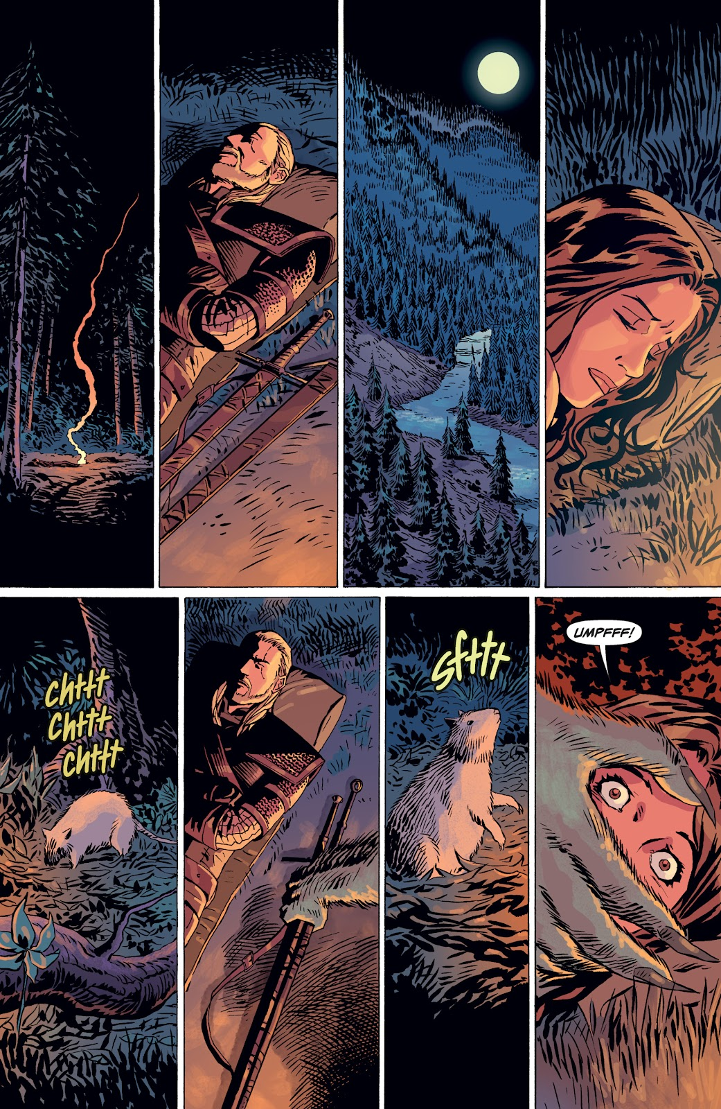 Read online The Witcher Omnibus comic -  Issue # TPB (Part 4) - 11