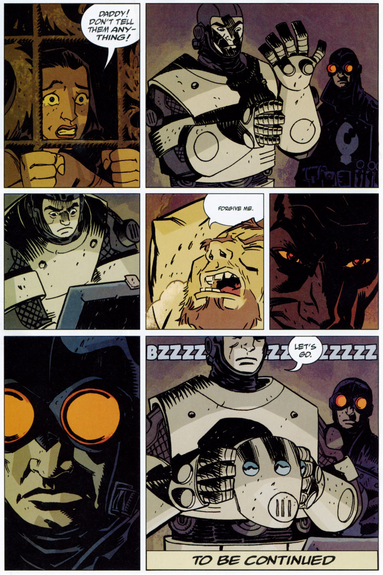 Read online Lobster Johnson: The Iron Prometheus comic -  Issue #1 - 26