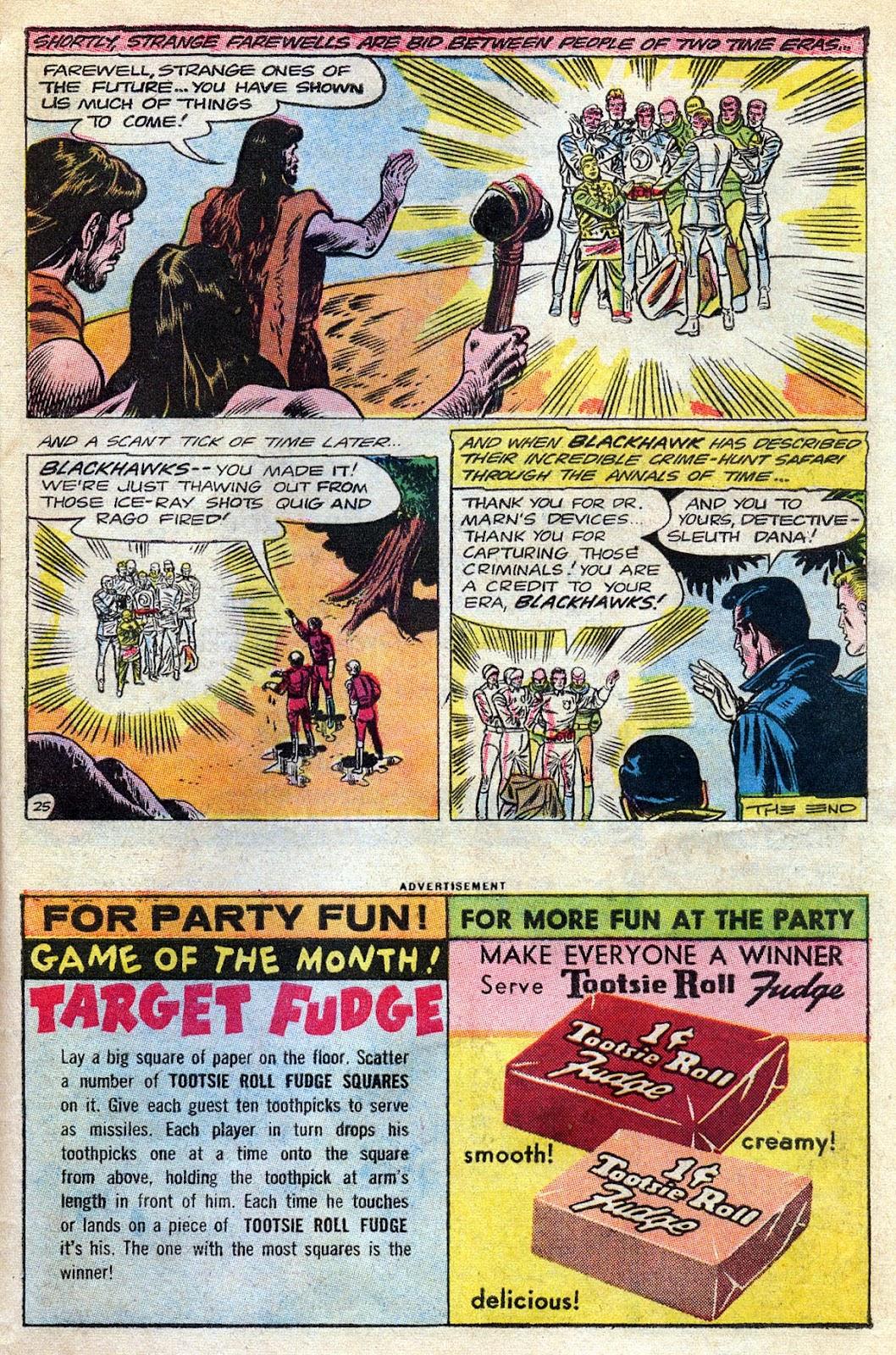 Blackhawk (1957) Issue #189 #82 - English 31