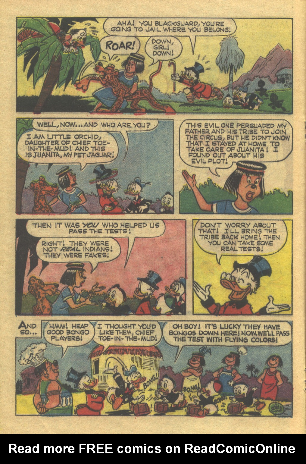 Read online Uncle Scrooge (1953) comic -  Issue #80 - 16