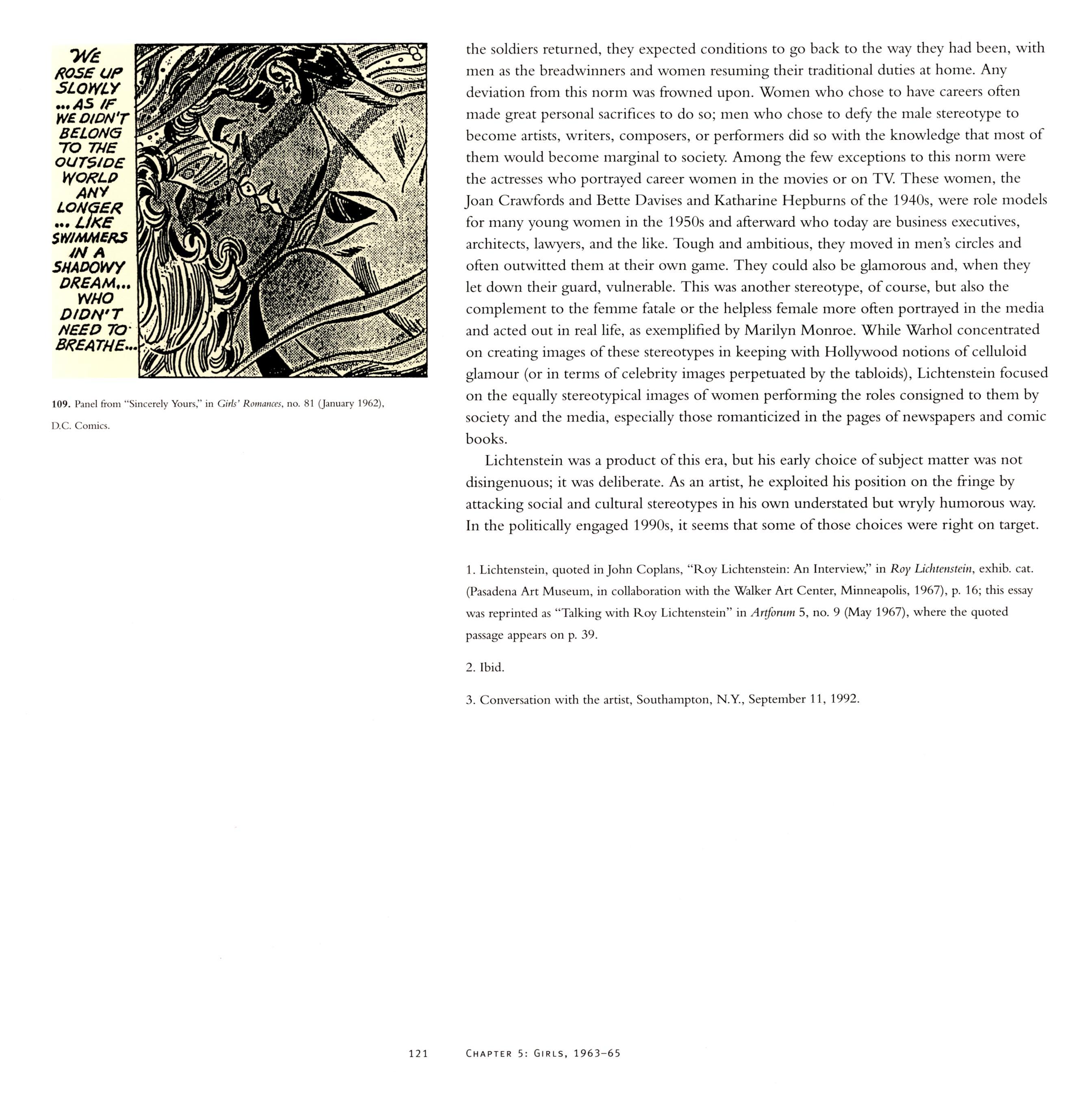 Read online Secret Hearts comic -  Issue #83 - 48