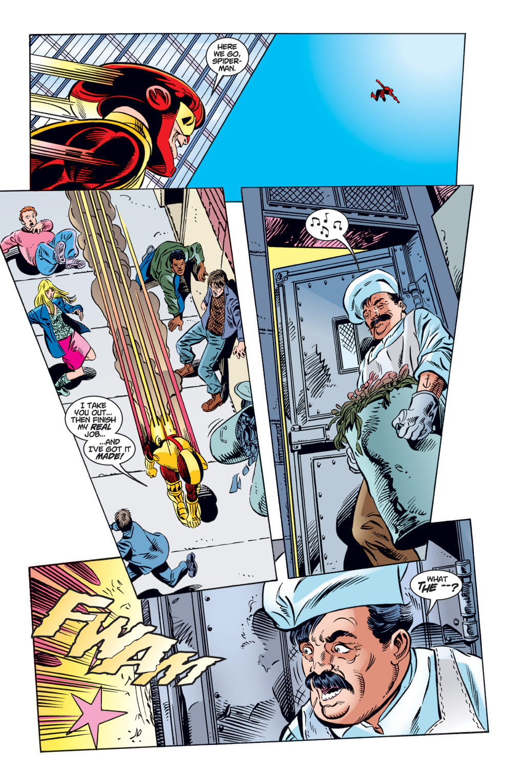 The Amazing Spider-Man (1999) 13 Page 15