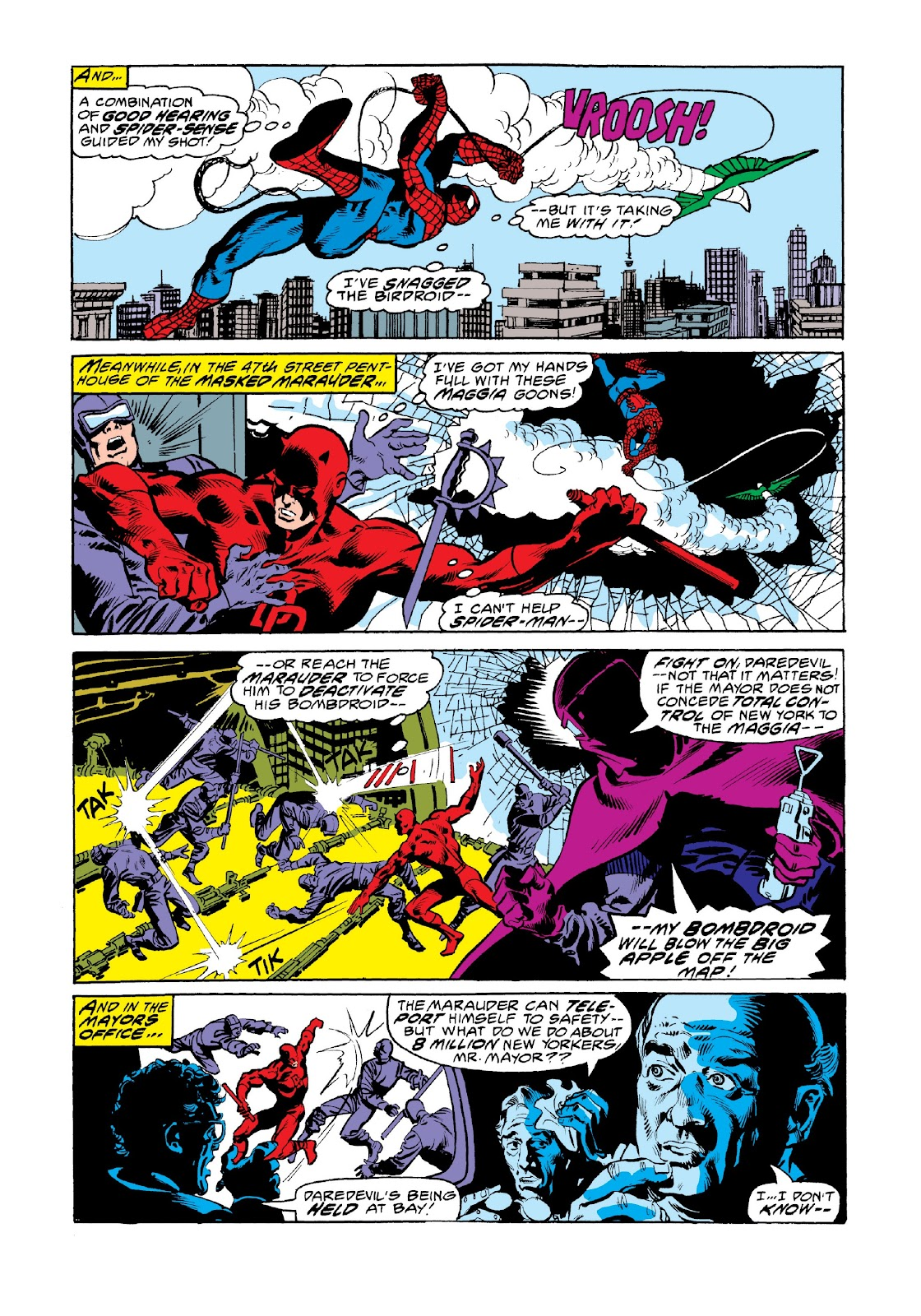 Read online Marvel Masterworks: The Spectacular Spider-Man comic -  Issue # TPB 2 (Part 3) - 27