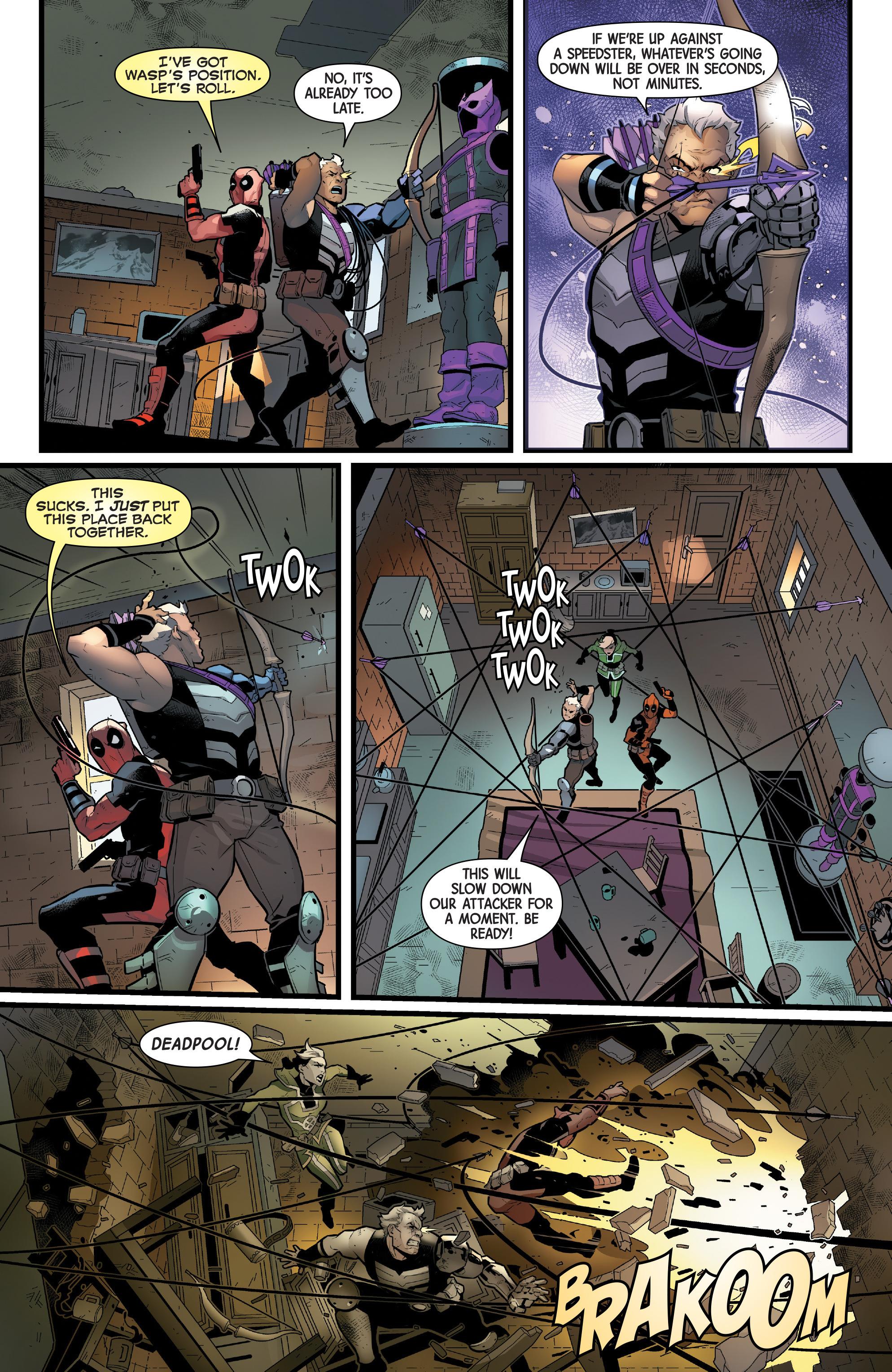 Read online Uncanny Avengers [II] comic -  Issue #18 - 13