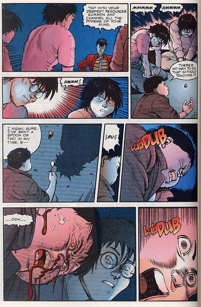Read online Akira comic -  Issue #17 - 55
