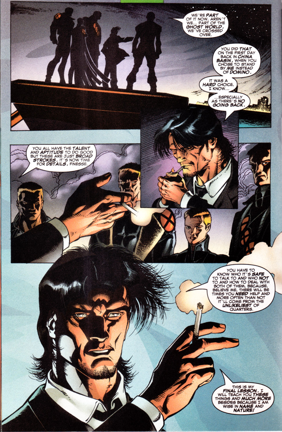Read online X-Force (1991) comic -  Issue #108 - 10